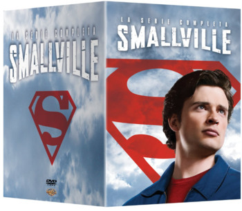 Smallville (2001–2011) [ Cofanetto completo ] 60 x DVD9 COPIA 1:1 ITA-MULTI