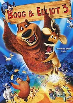 Boog & Elliot 3 (2010) DVD9 COPIA 1:1 ITA ENG SPA HIN