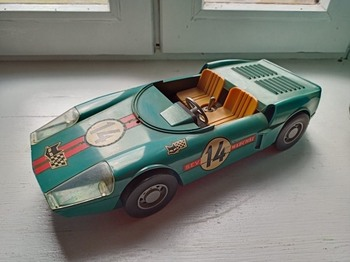 FORD GT 40 #14 Radiomatic 34d7631356161645