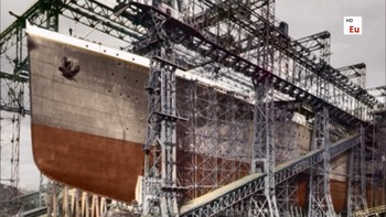 Трагический близнец «Титаника». Катастрофа «Британника» / Titanic's Tragic Twin: The Britannic Disaster (2016) HDTVRip