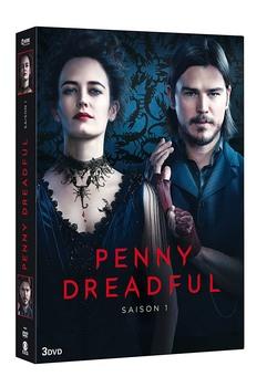 Penny Dreadful (2014–2016) Stagione 1 [ Completa ] 3 x DVD9 COPIA 1:1 ITA ENG SPA