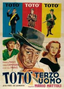 Totò terzo uomo (1951) DVD5 Copia 1:1 ITA