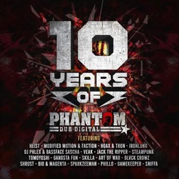 VA - 10 Years of Phantom Dub Digital (2019) Full Albüm İndir