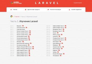 Laravel: Полное руководство + Бонусы (2020) Видеокурс