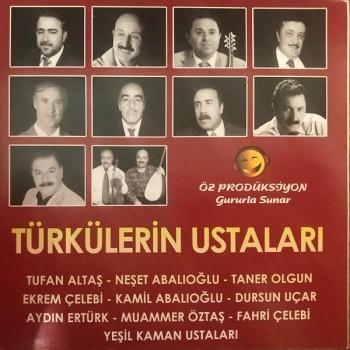 Çeşitli Sanatçılar - Türkülerin Ustaları (2014) Full Albüm İndir