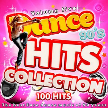 Various Artists - Dance Hits Collection 90s Vol.5 (2019) Full Albüm İndir