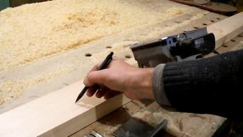 Деревянная филенчатая дверь своими руками (Видеокурс)