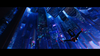 Spider-Man Into the Spider-Verse 2018 2160p ViE UHD BluRay HEVC HDR Atmos TrueHD 7.1-NetBD screenshots
