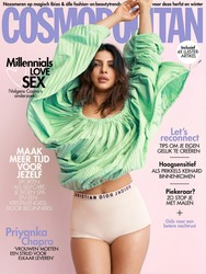 Priyanka Chopra -          Cosmopolitan Magazine (Netherlands) September 2019.