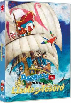 Doraemon - Il Film - Nobita e l'isola del tesoro (2018) DVD9 COPIA 1:1 ITA JAP