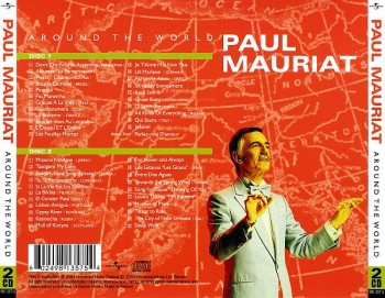 Paul Mauriat - Around The World (2CD) (2004) FLAC