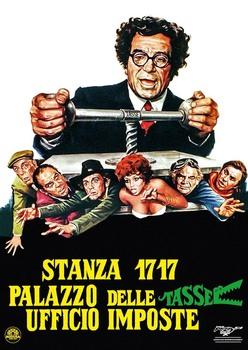 Stanza 17-17 palazzo delle tasse, ufficio imposte (1971) DVD9 COPIA 1:1 ITA
