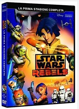 Star Wars Rebels (2015) Stagione 1 [ Completa ] 3 x DVD9 Copia 1:1 ITA Multi