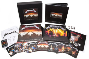 Metallica - Master Of Puppets (1986) [2017, Super Deluxe Box Set] 10 CD + 2 DVD9