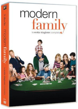 Modern Family - Stagione 06 (2014) [Completa] 3 x DVD9 COPIA 1:1 ITA ENG TED