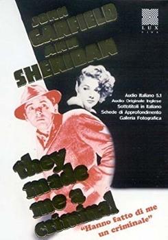 Hanno fatto di me un criminale (1939) DVD5 COPIA 1:1 Ita-Eng