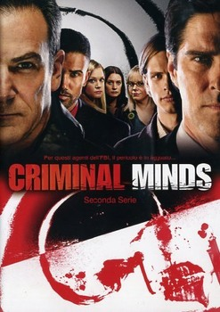 Criminal Minds - Stagione 2 (2006-2007) [Completa] 6xDVD9 COPIA 1:1 ITA ENG TED
