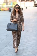 Myleene Klass -       Smooth Radio Studios London May 21st 2020.