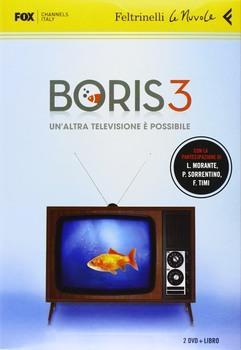 Boris (2010) stagione 3 (completa) 2xDVD9 copia 1:1 ita