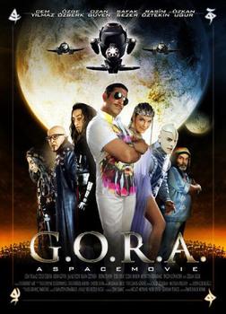 G.O.R.A. - Comiche spaziali (2004) DVD5 COPIA 1:1 ITA ENG SPA