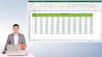Формулы - массива Excel (2020) Видеокурс