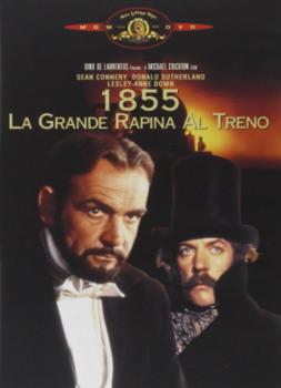 1855 - La prima grande rapina al treno (1979) dvd9 copia 1:1 ita-multi