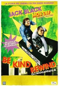 Be kind rewind - Gli acchiappafilm (2008) DVD9 ITA
