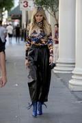 Heidi Klum -      ''Germany's Next Topmodel'' Set Los Angeles January 31st 2020.