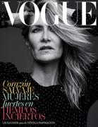 Laura Dern -           Vogue Magazine (Spain) June 2020.