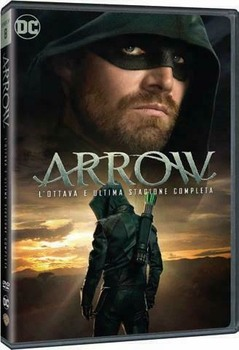 Arrow (2020) Stagione 8 [ Completa ] 3 x DVD9 COPIA 1:1 ITA-ENG-FRE