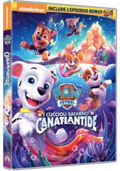 Paw patrol - i cuccioli salvano canatlantide (2019) DVD9 COPIA 1:1 ITA MULTI