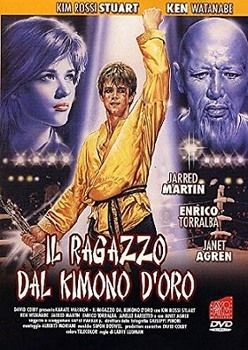 Il ragazzo dal kimono d'oro (1987) dvd5 copia 1:1 ita