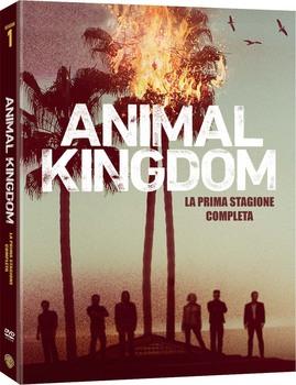 Animal Kingdom (2016) Stagione 1 [ Completa ] 3 x DVD9 COPIA 1:1 ITA ENG TED