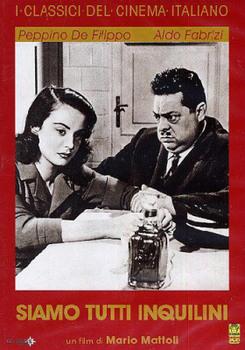 Siamo tutti inquilini (1953) DVD5 Copia 1:1 ITA