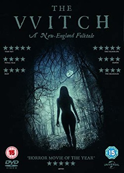 The Witch (2015) DVD9 COPIA 1:1 ITA MULTI