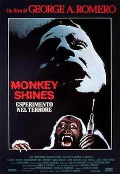 Monkey shines - Esperimento nel terrore (1998) DVD9 COPIA 1:1 ITA ENG