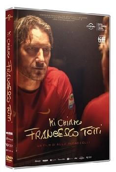 Mi chiamo Francesco Totti (2020) DVD9 Copia 1:1 ITA
