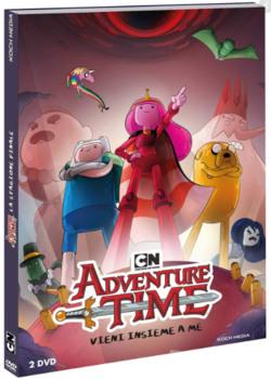 Adventure Time (2010–2018) La stagione finale [ Completa ] 1 x DVD9 1 x DVD5