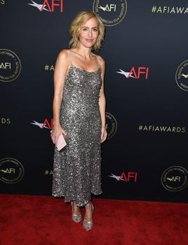Gillian Anderson, AFI Awards, L.A 03/01/2020