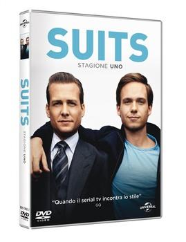 Suits (2011–2019) Stagione 1 [ Completa ] 3 x DVD9 COPIA 1:1 ITA ENG