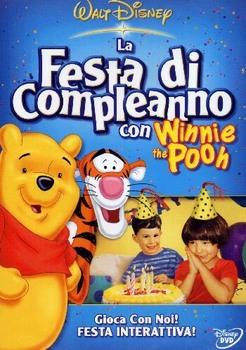 La festa di compleanno con Winnie the Pooh (2004) DVD9