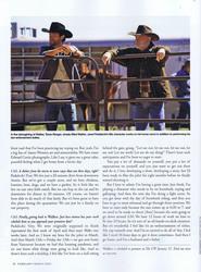 Интервью Джареда Падалеки для журнала Cowboys & Indians, февраль март 2021 г.