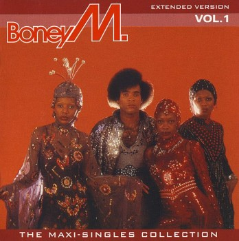 Boney M. - The Maxi-Singles Collection Vol. 1-4: Extended Version (2005-2006) FLAC