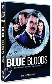 Blue Bloods (2012) Terza Stagione [Completa] 6xDVD9 Copia 1:1 Ita Eng