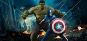 Мстители / The Avengers (Йоханссон, Дауни мл., Хемсворт, Эванс, 2012) 057f5f1356360316