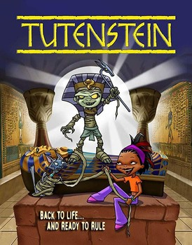 Tutenstein -  TV Series (2003–2007) stagione 1 [Completa]  5xDVD5 COPIA 1:1 ITA
