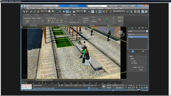 Полный курс анимации в 3DsMax. От начинающего до профессионала (2019) Видеокурс