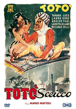 Totò sceicco (1950) DVD9 Copia 1:1 ITA