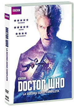 Doctor Who - Stagione 10 (2017) 6xDVD9 Copia 1:1 ITA-ENG