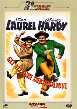 Stanlio & Ollio - Gli allegri imbroglioni (1943) DVD5 Copia 1:1 ITA-ENG
